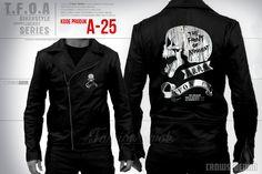 http://www.fashioncowok.com/2014/09/tfoa-leather-jacket-a25.html Kode : A-25 Harga : 260.000 Size : S, M, L, XL  Melayani pengiriman ke seluruh Indonesia. Untuk di Yogyakarta kita melayani COD juga lho gan. Langsung hubungi Kontak CS ya untuk informasi lebih lanjut. :)  Pin BBM : 2BC218D2 Hp : 085713222114  Untuk pembayaran bisa melalui Rekening BCA, BNI, BRI atau MANDIRI  Terimakasih,, Ditunggu Segera Orderannya...