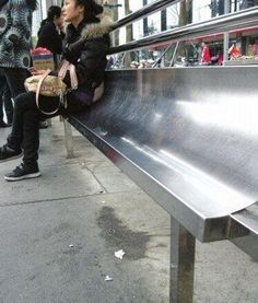 hostile architecture - Google-søgning Dorothea Lange Photography, Homeless People, World Cities, City Streets, Social Justice, Human Rights, Thought Provoking, History, Design