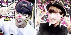 |BTS| JIMIN & JHOPE