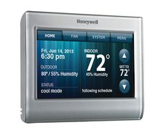 Honeywell Wi-Fi Smart Thermostat Review and Giveaway - The Greening of Westford