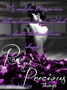 Rare & Precious Things - Raine Miller