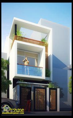 Mẫu nhà phố đẹp 3 tầng mặt tiền 5m tại TX. Đồng Xoài-Bình Phước được công ty chúng tôi triển khai xây dựng trên lô đất thổ cư hướng Tây Nam với diện tích 60m2. Để hài hòa với cảnh quan quy hoạch đô thị nơi đây mẫu nhà đẹp 3 tầng 5x12m này là kiến trúc hoàn hảo...