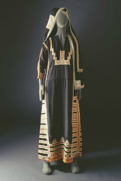 Oasis Unedited: Mansoojat: The Virtual Museum of #Saudi Arabia's Traditional Costumes > Featured in Oasis Magazine