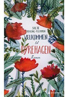 Velkommen til dyrehagen av Silje Bekeng-Flemmen Book Cover Design, Book Design, Poster, Art, Books, Culture, Art Background, Libros, Envelope Design