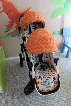 city select stroller/pram canopy cover 1 by bubbaandblue on Etsy