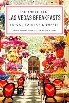 The top three Las Vegas breakfasts from Eggslut in the Cosmopolitan, Mon Ami Gabi at the Paris Hotel and the best legendary Buffet in Vegas! Las Vegas Restaurants, Las Vegas Hotels, Paris Hotel Las Vegas, Best Sunday Brunch, Las Vegas Grand Canyon, Las Vegas Vacation, Vegas Fun, Vacation Spots, Las Vegas Buffet