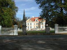 Palmse Manor House, Lahemaa National Park, Estonia