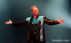 Brian Glow is available for bookings now! Visit http://brianglow.com/ for info!
