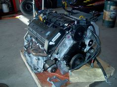 Cadillac NOS 4.6L Northstar engine and Transmission Brand new | engine, engine parts | Peterborough | Kijiji