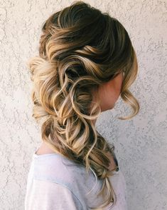 55 – wedding hairstyles for long hair in 2018 – Super Best Hair Styles #'weddinghairstyles'