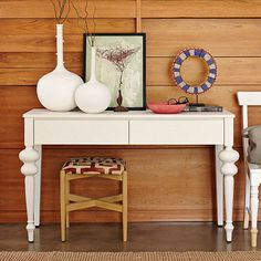 Make a Stylish Statement With Console Table Decor