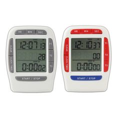 Ps-370 Three-Channel Electronic Timer Countdown Lab Multifunction +Buckle