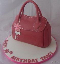 Radley Designer Handbag Cake