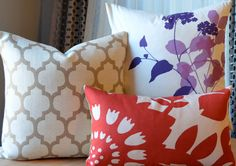 Where do I find the fabric in the morrocan looking pillow?  I need it for curtains.