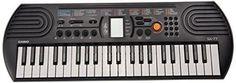 Casio SA-77 -Key Portable Keyboard