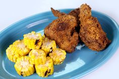 Dont fool yourself, cold fried chicken is just as good if not better than hot fried chicken!