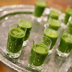 Like wheatgrass juice