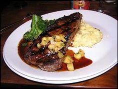 Beef Teriyaki - Kona Café, Polynesian Resort-p1010040.jpg
