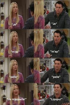 love joey and phoebe. Favorite Episode! :)