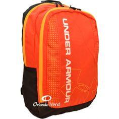 Under Armour Dauntless Backpack in Orange ecb8e00f98084