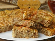 Haşhaşlı Cevizli Burma Çörek Resimli Tarifi - Yemek Tarifleri