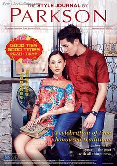 9-22 Feb 2015: Parkson Style Journal CNY Promotions