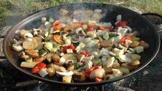 Foto: Den Norske Turistforening Frisk, Wok, Sprouts, Curry, Tacos, Dessert, Meat, Chicken, Vegetables