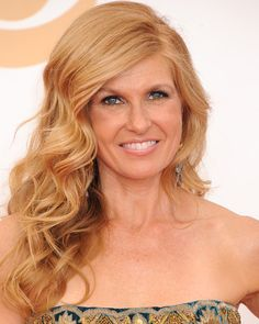 Connie Britton's Hollywood Waves - The Best Star-Inspired Party Hairstyles