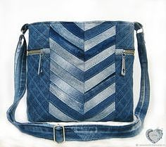 Фотография Denim Backpack, Denim Tote Bags, Patchwork Bags, Quilted Bag, Jean Purses, Purses And Bags, Mochila Jeans, Fabric Purses, Recycled Denim