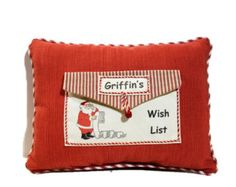Items similar to Personalized Children's Christmas Wish List on Etsy