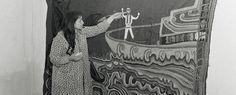 Violeta Parra. Obra visual | Ocholibros Editores Photos, Pictures, Tapestry, Artwork, Activities, Illustrations, Artists, Tapestries, Work Of Art