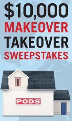 $10,000 Home Makeover Sweepstakes