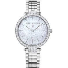 Harry Winston Premier Ladies Quartz 39mm prnqhm39ww002 Watch (508.199.355 IDR) ❤ liked on Polyvore featuring jewelry, watches, harry winston watches, bezel watches, harry winston, quartz jewelry and harry winston jewelry