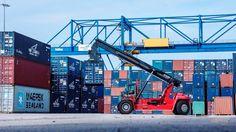 duisport-Gruppe: Containerumschlag erzielt neuen Spitzenwert