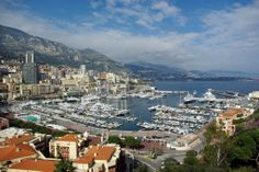 Hercule, Port of Monaco