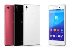 Sony unveils the M4 Aqua at MWC 2015 - http://tchnt.uk/1AxCetN