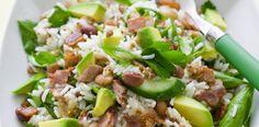 Avocado, Bacon & Bean Rice Salad - Recipes from IGA Supermarkets Australia
