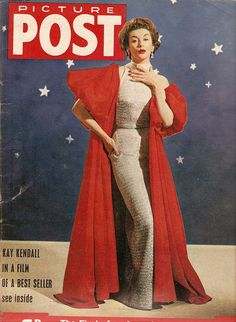 'Picture Post', 5 Dec. 1953 - Kay Kendall by petkenro, via Flickr