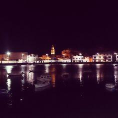 Arrecife, Charco de San Gines Nocturno http://www.ebooking.com/en/lanzarote/hotels/