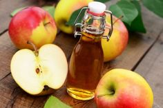"The most popular vinegar we hear about nowadays is the almighty Apple Cider Vinegar (otherwise dubbed ""ACV""). The health benefits of consuming apple cider vinegar has been claimed by millions to cu. Apple Health Benefits, Apple Cider Benefits, Vinegar Hair Rinse, Vinegar Diet, Apple Cider Vinegar For Hair, Bacterial Vaginosis, Bacterial Infection, Bad Breath, Natural Cures"