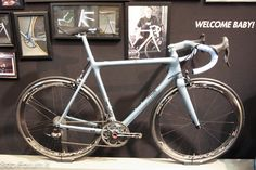 Cinelli Laser. Ugly rims though.