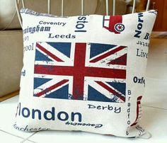 Union Jack flag London, England theme
