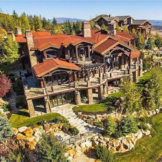 Via: @mansion_kings. Heber City Utah 8 Bedrooms10 Bathrooms | $11300000 Listed By: JamesEditionCom. Tag your photos & videos with #IGMansions. | All credits correspond to photographer/designer/owner/ creator | Mansion-Homes.com is Mega mansions celebrity dream homes mansion houses & luxury real estate