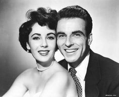 Elizabeth Taylor & Montgomery Clift 'A place in the Sun' 1951 Hollywood Icons, Golden Age Of Hollywood, Vintage Hollywood, Hollywood Glamour, Hollywood Stars, Classic Hollywood, Hollywood Actor, John Wayne, 1 John