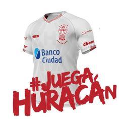 """312 Me gusta, 3 comentarios - Club Atlético Huracán (@cahuracan) en Instagram: """"#JuegaHuracán 🎈 La camiseta más linda del mundo hoy será..."""" Club Atletico Huracan, Instagram, Athlete, Chemises, Sports"""