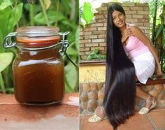 Aqui está o segredo das indianas para fazer o cabelo crescer muito rápido