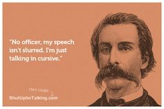 My Speech Isn't Slurred http://www.shutupimtalking.com/my-speech-isnt-slurred/