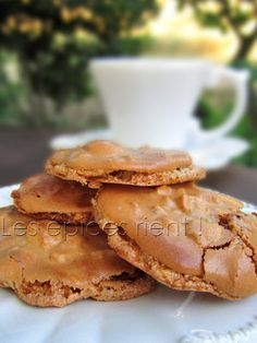 crousti moelleux noisettes détail Biscuits Russes, Coq, Cereal, Pancakes, Muffins, Cookies, Breakfast, Feathers, Cooking