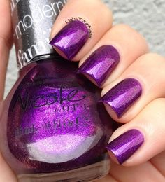 Nicole by OPI Back In My Gloria Days… (Modern Family)