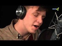George Ezra - Budapest (unplugged @ BAYERN 3) - YouTube